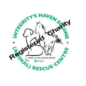 INTEGRITY'S HAVEN EQUINE RESCUE CENTRE SOCIETY (IHERC) Logo