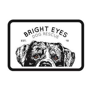 Bright Eyes Dog Rescue Logo