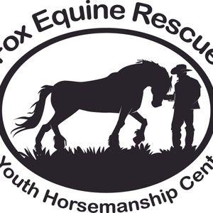 Fox equine rescue Logo