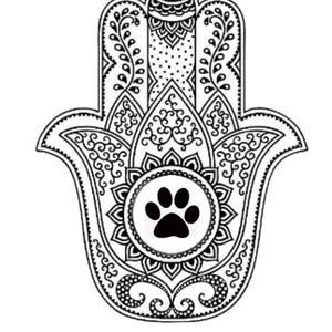 Deity Animal Rescue Logo
