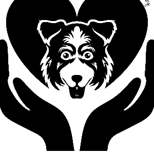 Grateful Hearts Senior Dog Rescue Logo