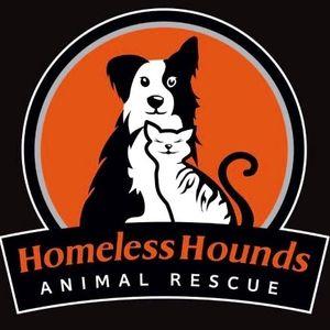 Homeless Hounds Animal Rescue Logo