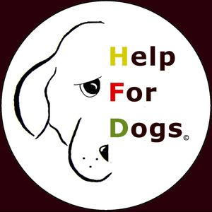 Help for dogs Logo
