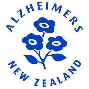 Alzheimers NZ Logo
