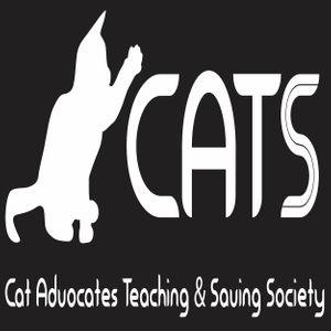 Cat Advocates Teaching & Saving Society Logo