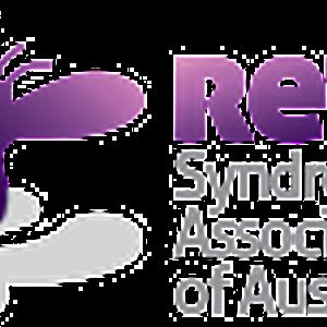 Rett Syndrome Association Of Australia Incorporated Logo