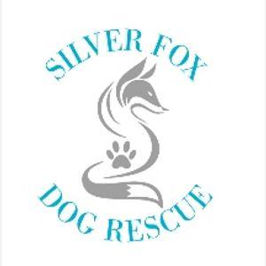 Silver Fox Dog Rescue Logo