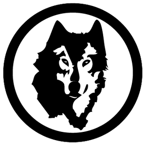 Yamnuska Wolfdog Sanctuary Logo