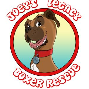 Joey's Legacy Boxer Rescue Liverpool Logo