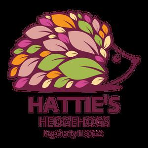 Hattie's Hedgehogs Logo