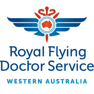 Royal Flying Doctor Service - Western Operations Logo