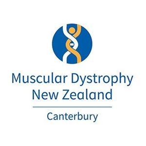 Muscular Dystrophy Canterbury Branch Logo