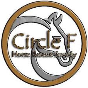 Circle F Horse Rescue Society Logo