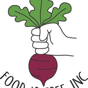 Food is Free Laneway Ballarat Logo