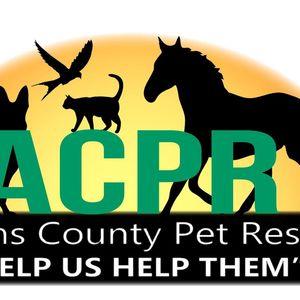 Adams County Pet Rescue Logo