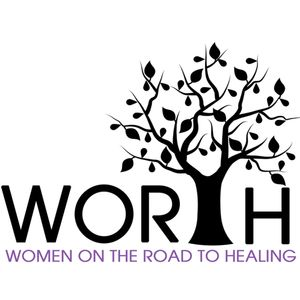 WORTH - Women On the The Road To Healing Logo