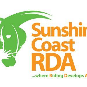 Sunshine Coast Riding for the Disabled (RDA) Inc. Logo