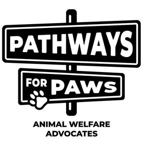 PATHWAYS FOR PAWS Logo