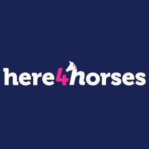 Here4horses Logo