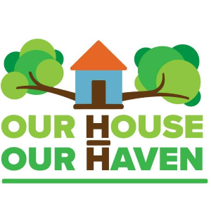 Our house our haven Logo