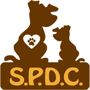 Saving Pound Dogs- Cyprus Logo