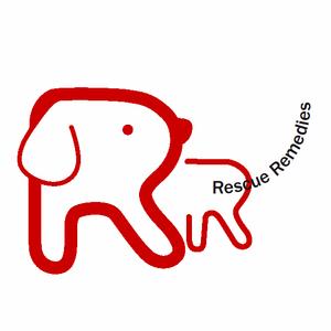 Rescue Remedies Dog Rescue Logo