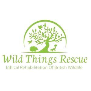 Wild Things Rescue Logo