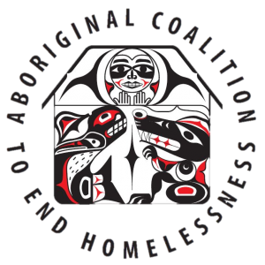Aboriginal Coalition to End Homelessness Society Logo
