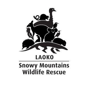 LAOKO Snowy Mountains Wildlife Rescue Logo