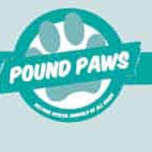 Pound Paws Logo