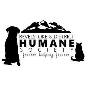 Revelstoke and District Humane Society Logo