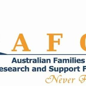 Australian Families Of The Military Research and Support Foundation Logo