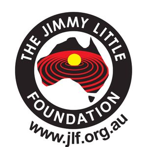 Jimmy Little Foundation Logo