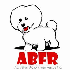 The Australian Bichon Frise Rescue Inc Logo