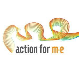 Action for M.E Logo