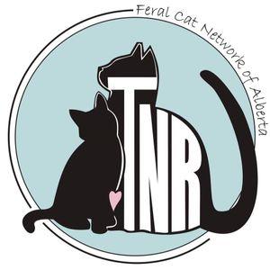 Feral Cat Network Foundation of Alberta Logo