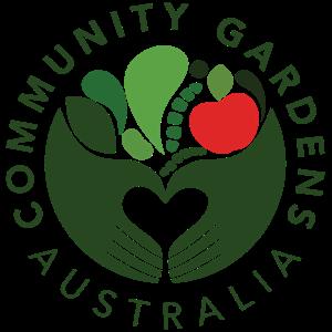 Community Gardens Australia Logo