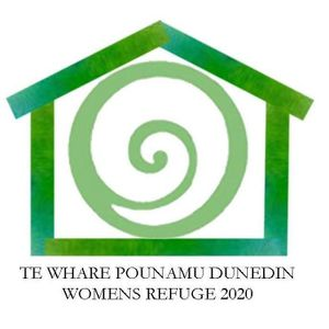 Te Whare Pounamu Dunedin Womens Refuge Logo