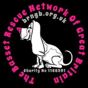Basset rescue network great britain Logo
