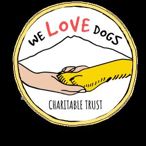 We Love Dogs Charitable Trust Logo