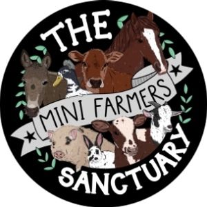 The Mini Farmers Sanctuary Logo