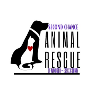 Second Chance Animal Rescue of Windsor-Essex County Logo