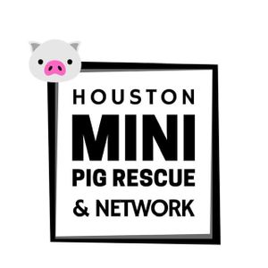 Houston Mini Pig Rescue and Farm Sanctuary Logo