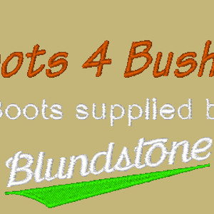 Boots for Bushies Logo