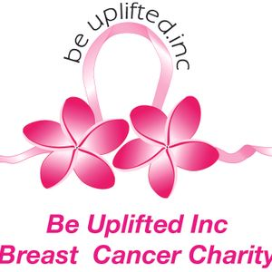 Be Uplifted Inc Breast Cancer Charity Logo