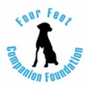 Four Feet Companion Foundation Logo