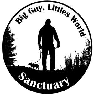 Big Guy Littles World Sanctuary Logo