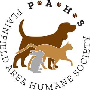 Plainfield Area Humane Society Logo
