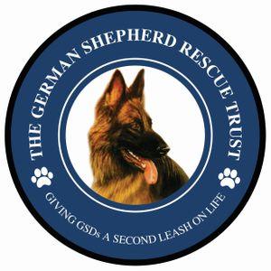 The German Shepherd Rescue Trust Logo