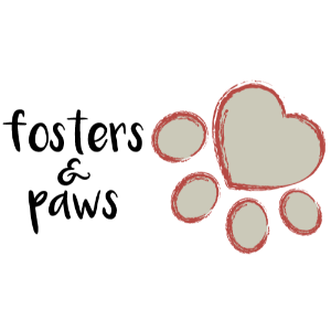 Fosters and paws- Sacramento Logo